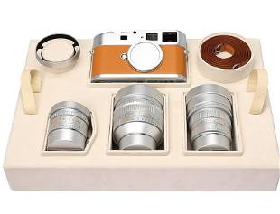 M9P Edition Hermes with Three Lenses Kit (Misprinted Ve