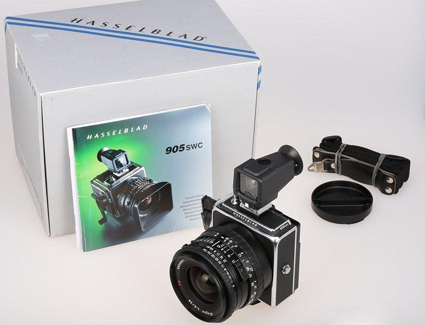 Hasselblad 905 SWC #1ASP10016