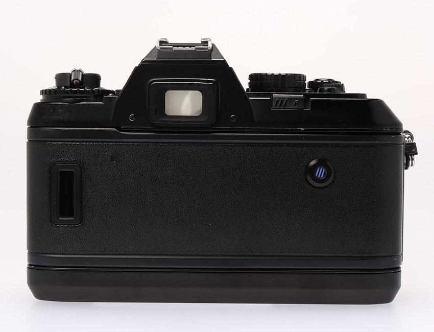 Nikon F301 #2997952 - 3