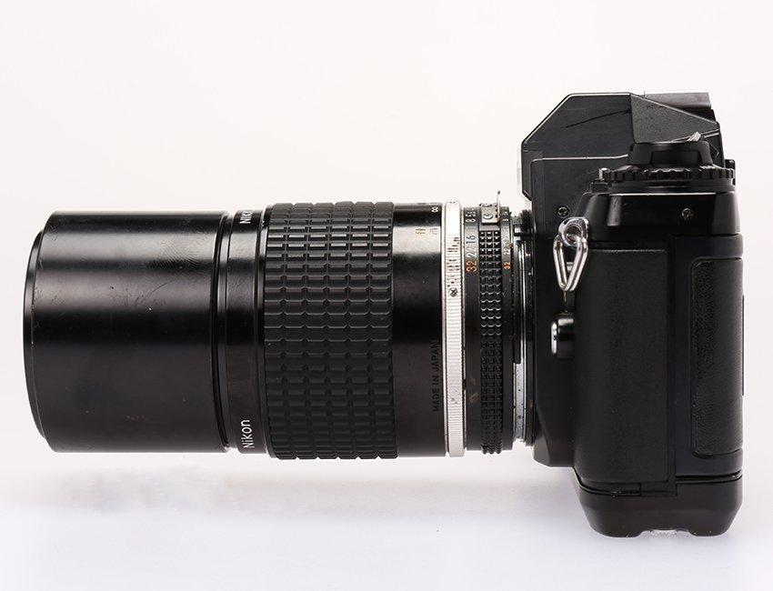 Nikon F301 #2997952 - 4