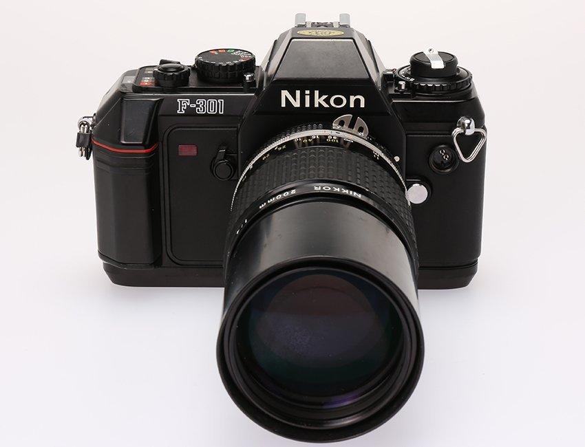 Nikon F301 #2997952 - 5