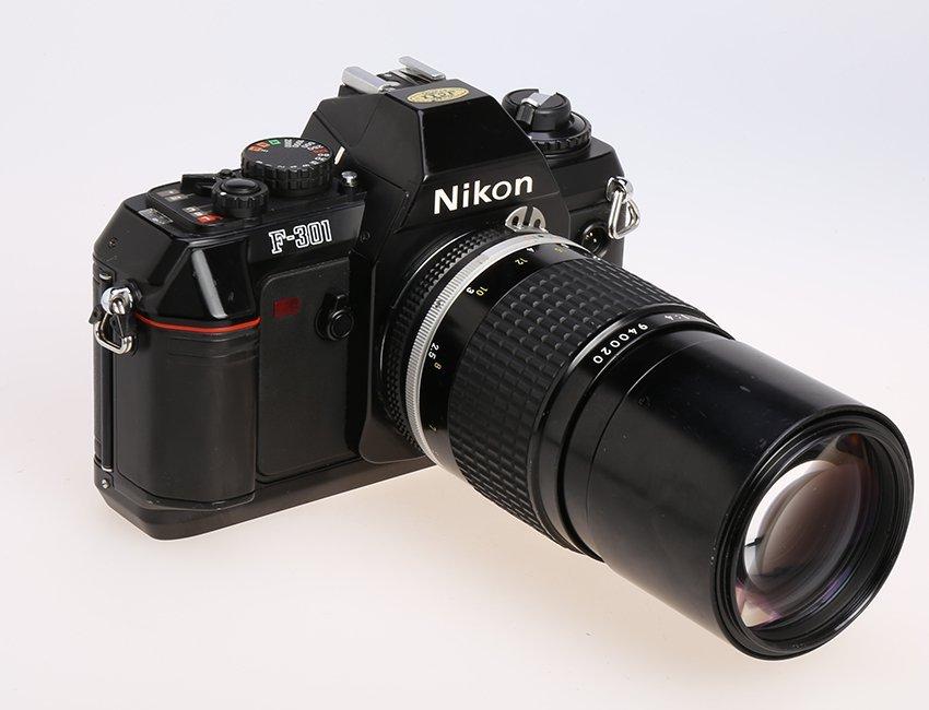 Nikon F301 #2997952 - 7