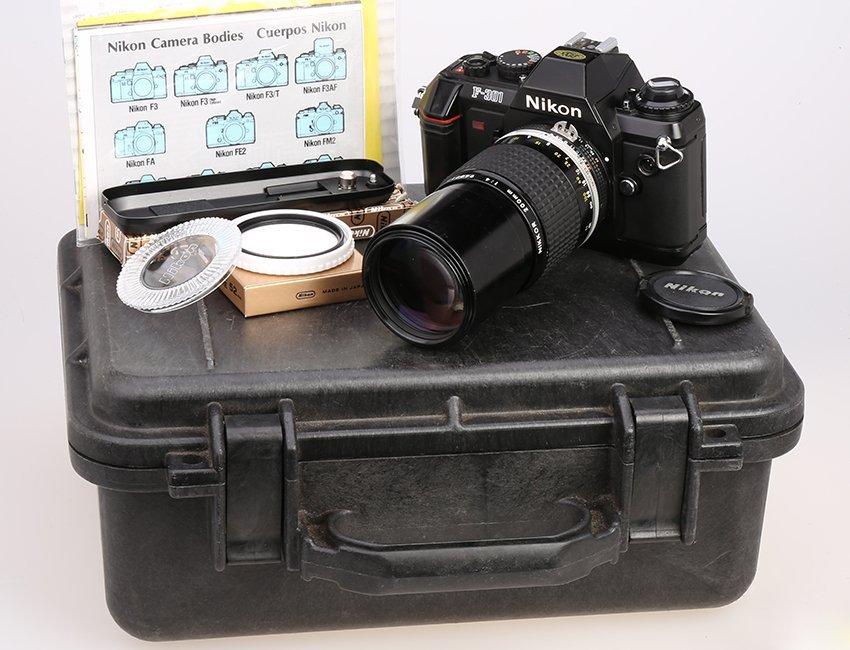 Nikon F301 #2997952 - 8