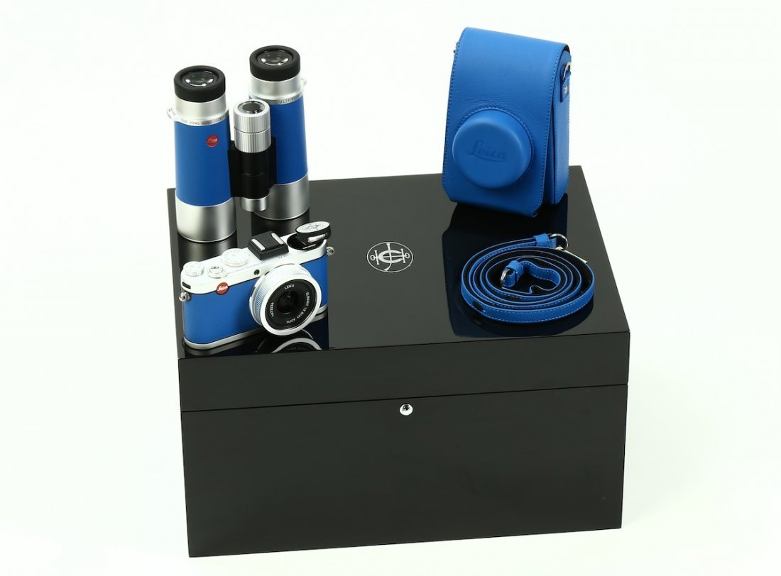 The Hong Kong Jockey Club Leica X2 & Leica Binoculars
