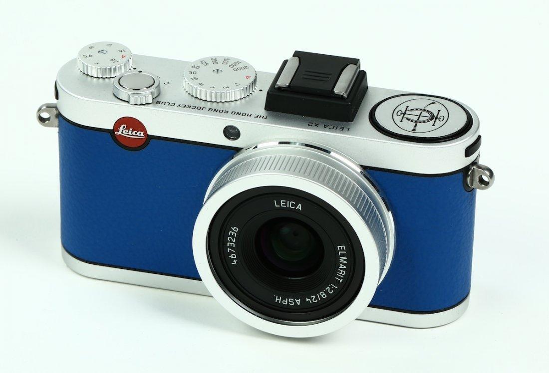 The Hong Kong Jockey Club Leica X2 & Leica Binoculars - 2