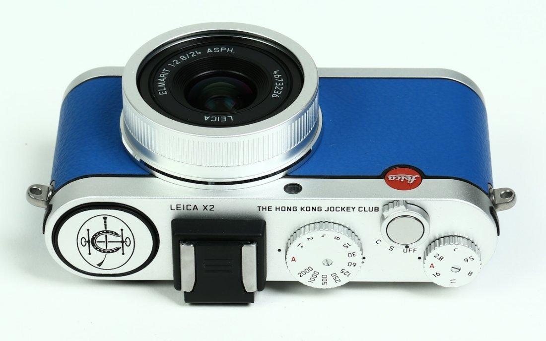 The Hong Kong Jockey Club Leica X2 & Leica Binoculars - 3