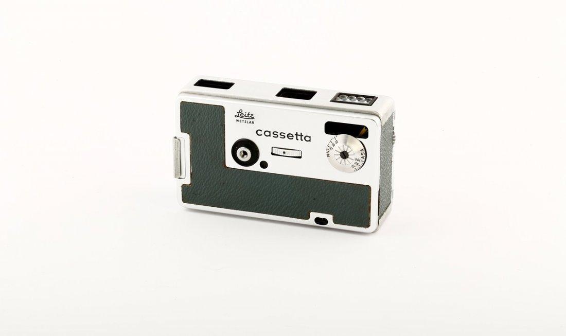 Leitz Cassetta Prototype
