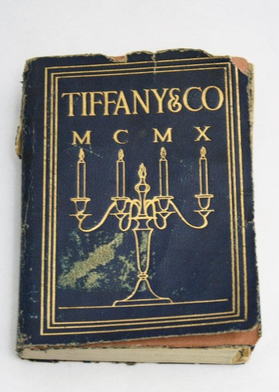 Tiffany & Co. 1910 Blue Book Catalog Volume XVII - 2