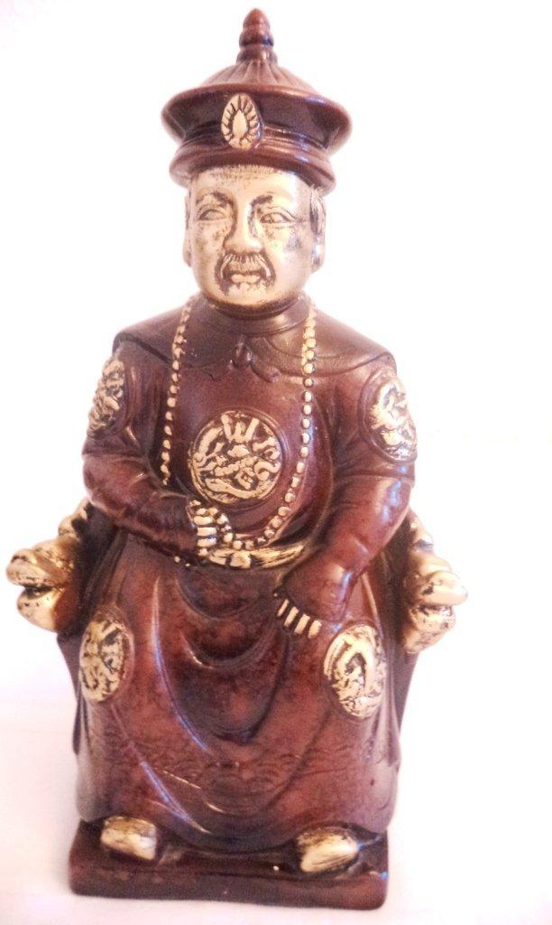 Chinese Clay Statue BUDDHA