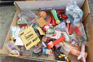 Vintage Toys Pez Premiums More lot