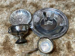 Group lot of Sterling Silver pieces