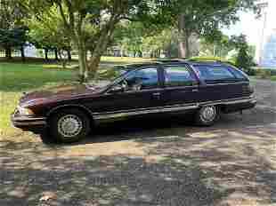 1996 Buick Roadmaster Estate Wagon w/5.7L Corvette