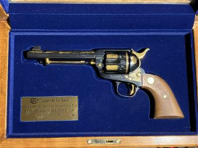 Colt Single Action Army Revolver Edition of 250 by