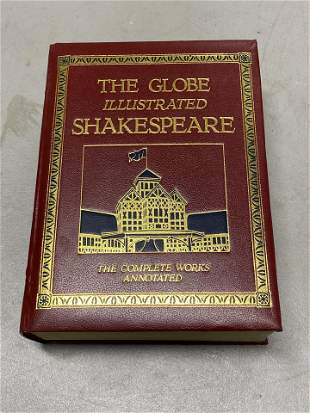 Complete Annotated Works of Shakespeare