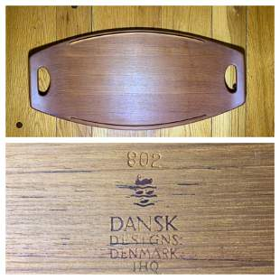 Mid-century Tray Raymond Loewy for Dansk Designs