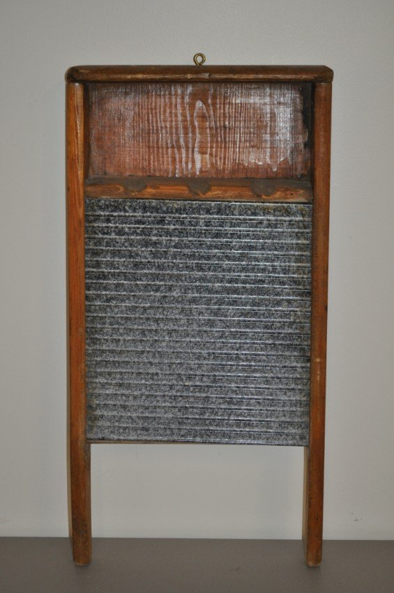 Antique washboard. SMP Pearl brand.