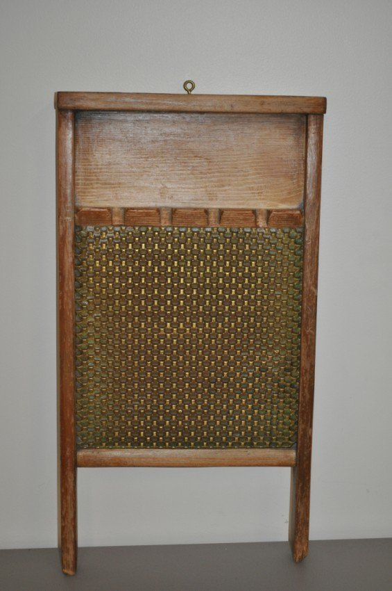 National No. 804 Antique washboard.