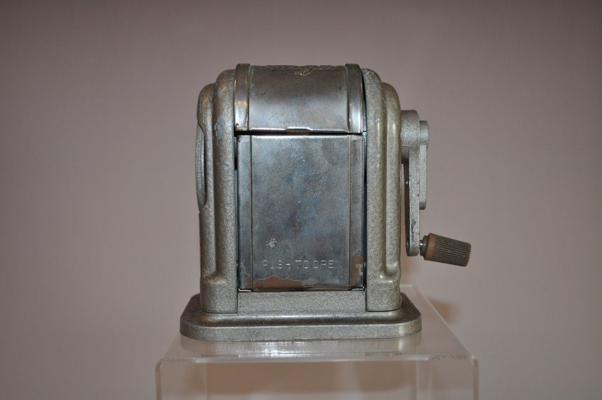 Two rare antique pencil sharpeners. Dahle 55 and Ranger - 2