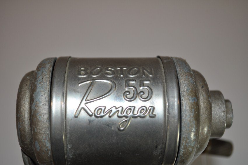 Two rare antique pencil sharpeners. Dahle 55 and Ranger - 3
