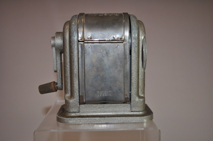 Two rare antique pencil sharpeners. Dahle 55 and Ranger - 5
