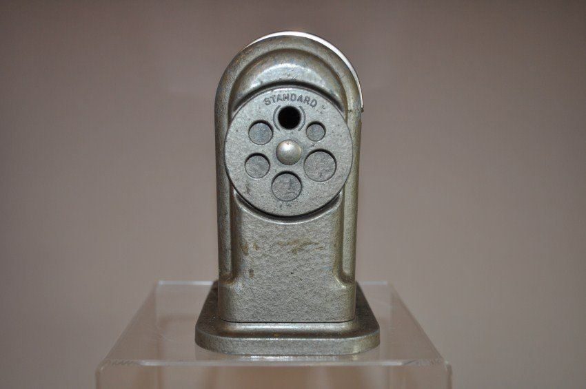Two rare antique pencil sharpeners. Dahle 55 and Ranger - 7