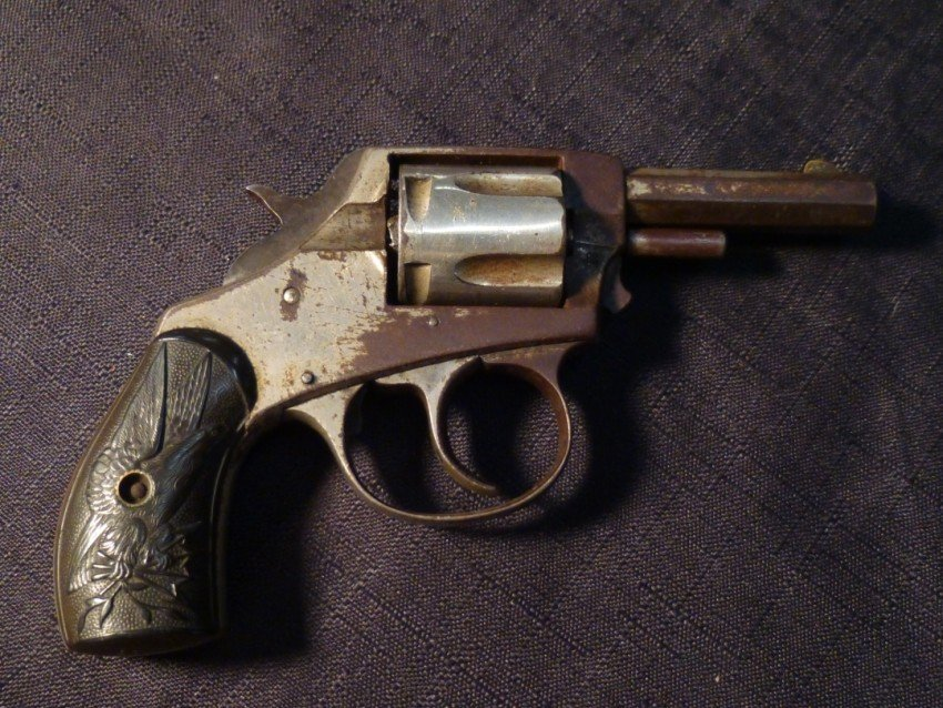 32 Caliber Bulldog Revolver