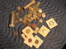 Large lot of old US Coins