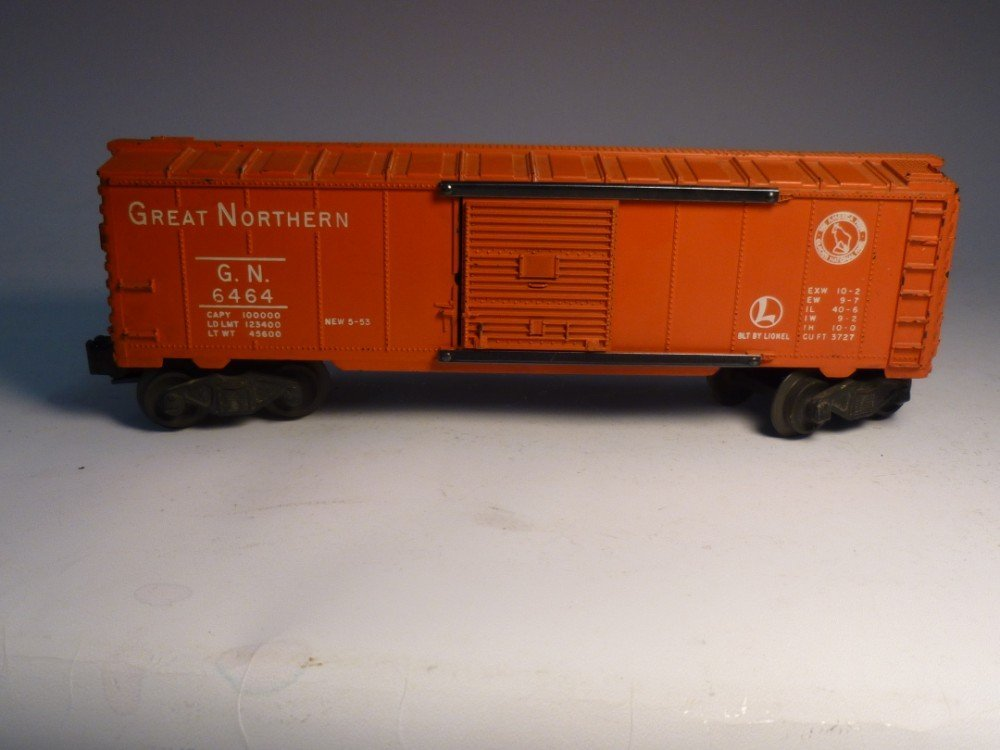 Lionel model railroad car 6464