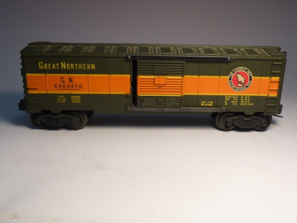Lionel Model railroad Car 6464450