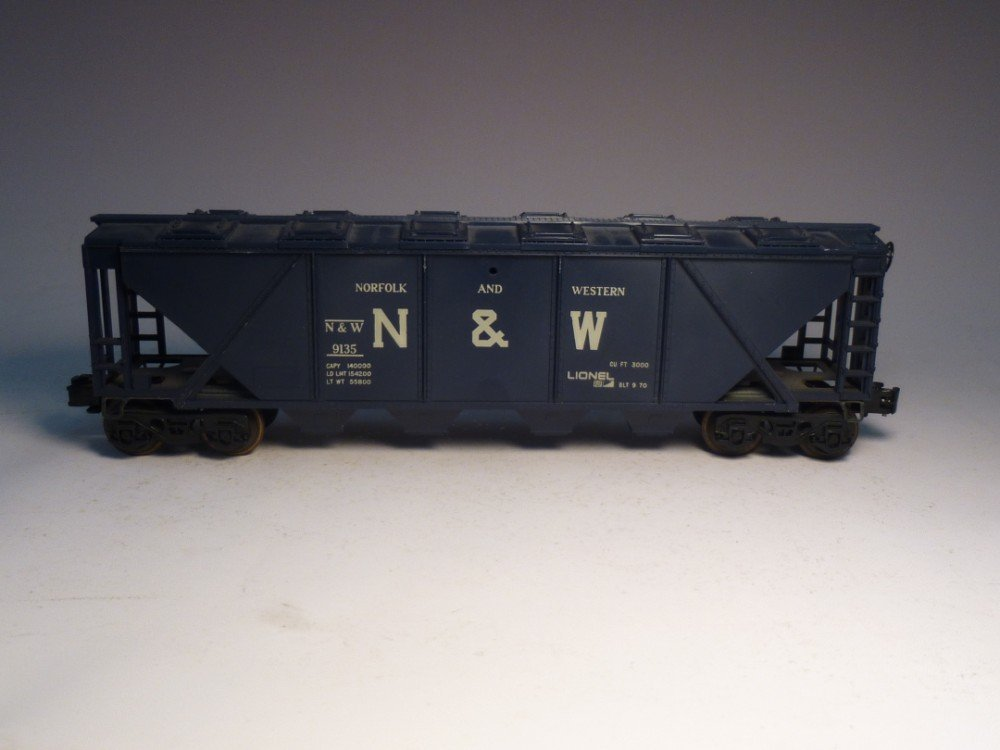 Lionel Model Railroad Car 9135