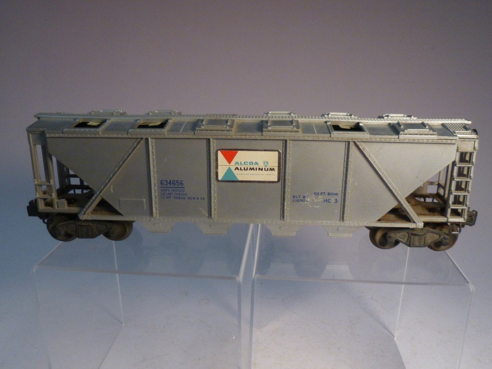 Lionel Model railroad car 634656