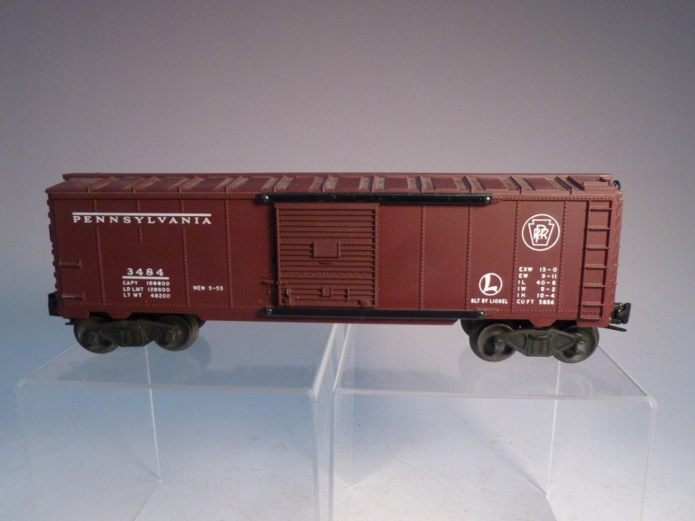 Lionel Model Railroad car 3484