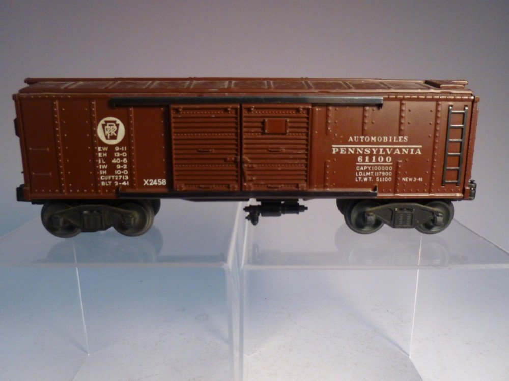 Lionel Model railroad Auto car X2458