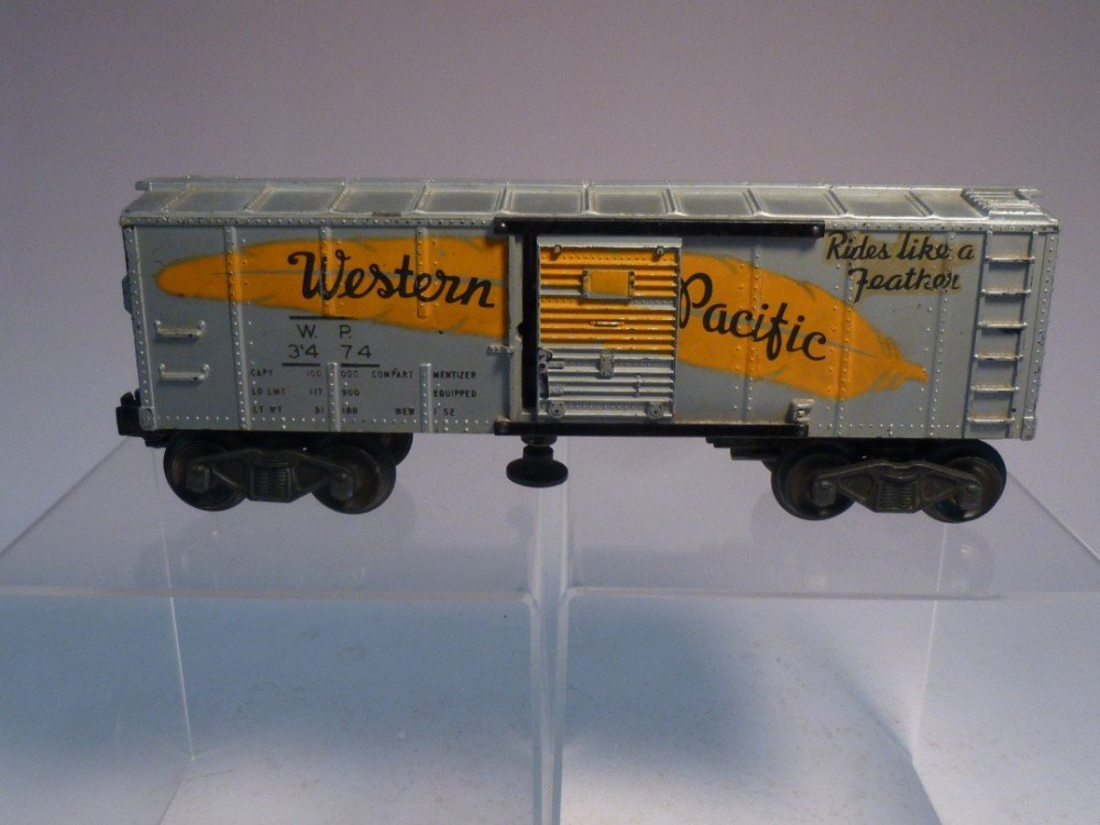 Lionel Model railroad car 3474