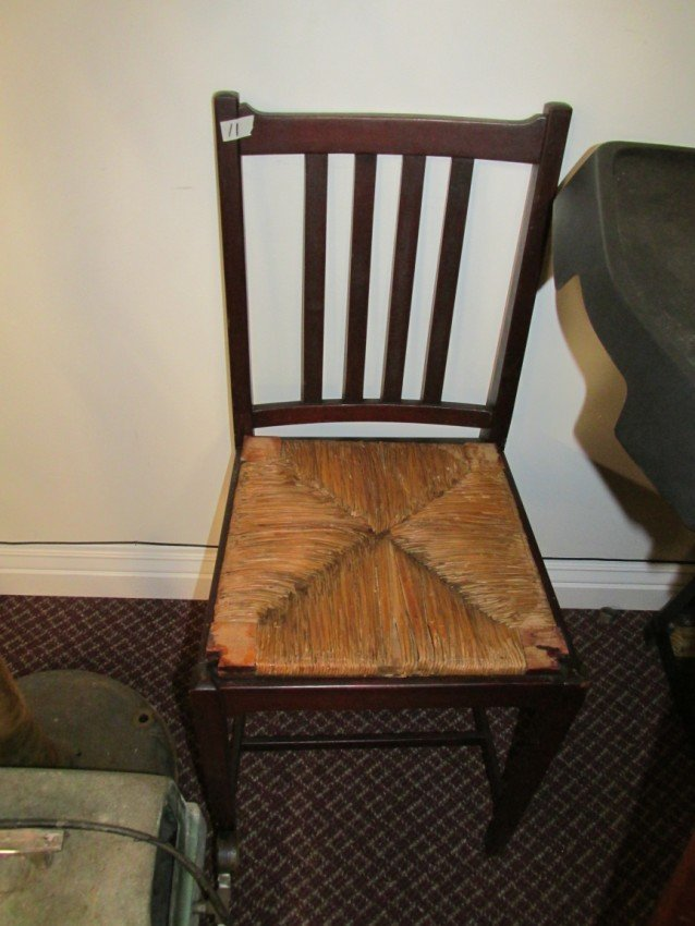 Reed Bottom Chair