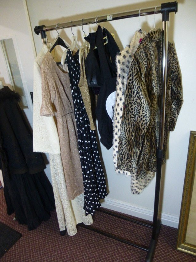 Group lot of vintage clothing