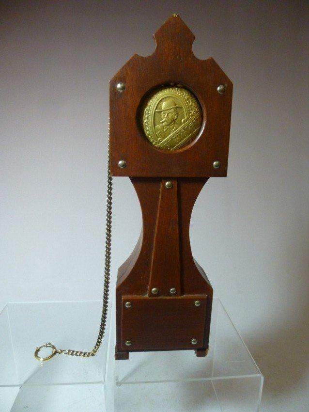 Vintage Pocket Watch in Holder