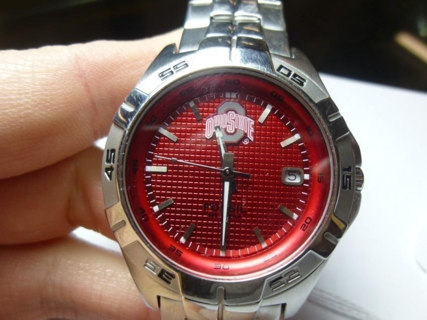 Ohio State Buckeyes Watch by Fossil - 3