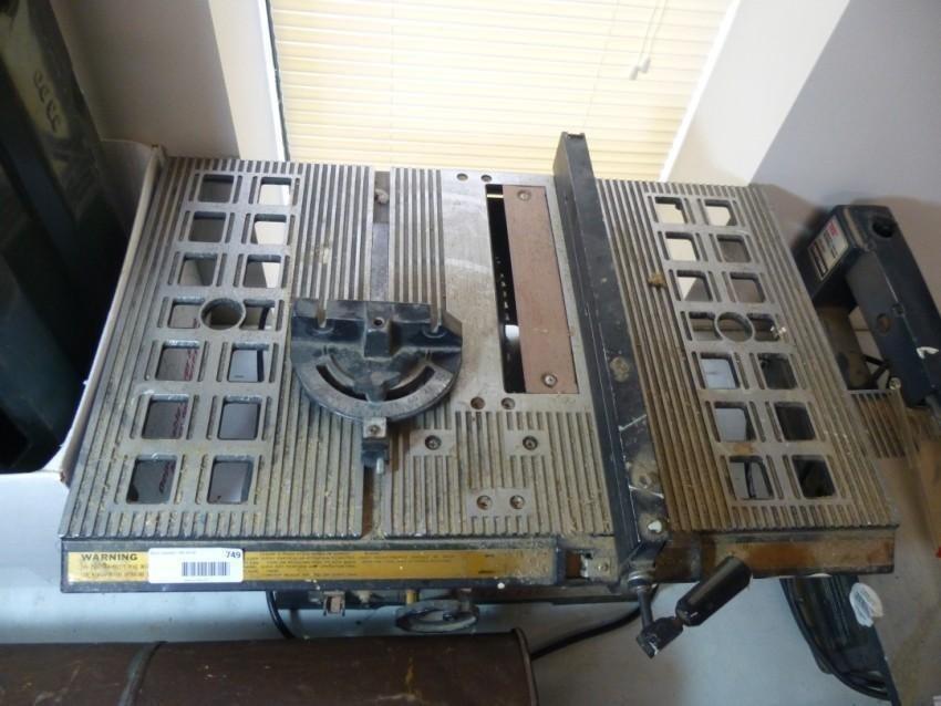 Pro-Tech 4002 Table Saw - 3