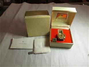 Vintage Hamilton Mechanical Watch in box