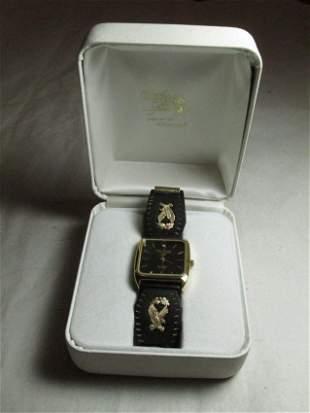 Nice Black Hills Gold Diamond Watch