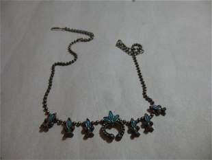 Vintage Southwestern Style Necklace