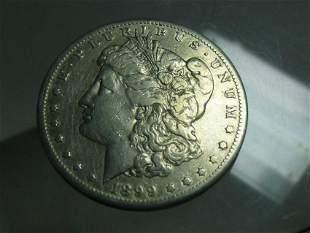 1899-O Morgan Dollar Silver Coin