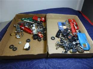 Large lot of Electric Toy Car parts, bodies