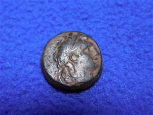 Ancient Greek Coin w/Great Details
