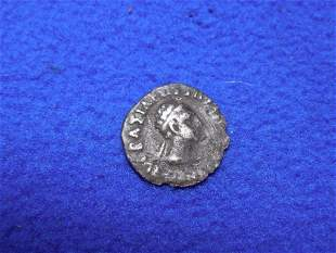 Ancient Silver Coin w/Good Details