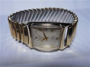 19 Jewel Elgin Men's Gold Filled Watch