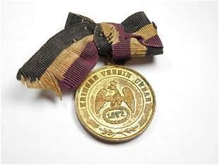 Prussian/Imperial German Veteran Assoc. Medal