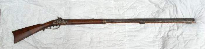 George Mefford Kentucky Rifle c. 1800 Very Fine