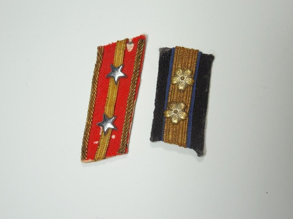 Group Lot WWII Japanese Medals, Pins, Ribbons - 2